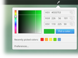 Indicator Color by and471