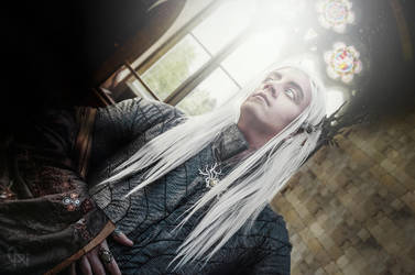 Thranduil, King of the Woodland by alvis002