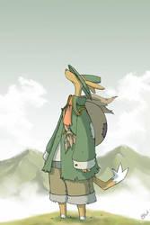 Clemy spirit by warobruno