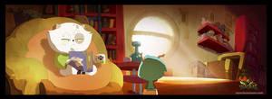 Dofus Kerubim episode1 by warobruno