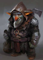 Goblin by Guesscui