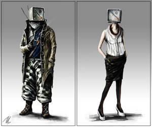 Box-Heads by TGHarrison
