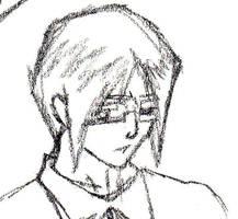 Bleach- Sad Ishida by tatsuyasaverem