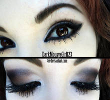 Eye Makeup by DarkMousysGirl123