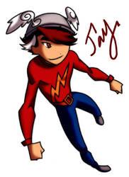 +Jay+ the Original Flash ..... by Light-Speed