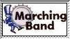 Marching Band Stamp by rav3ncald