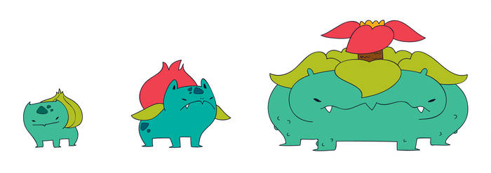 The Bulba Line by KaseyTheGolden