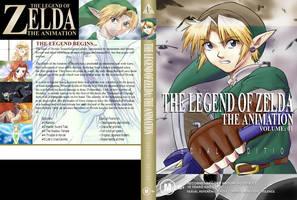 Zelda anime boxart 1 by TheEclipse