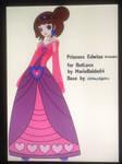 Princess Edwina Remake for Butlova by MarioBlade64