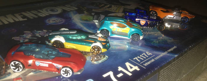 HOT WHEELS ROCKET LEAGUE 5-PACK by MarioBlade64