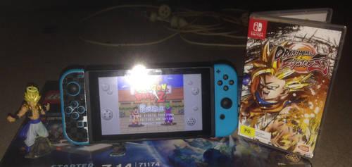 DRAGONBALL FIGHTERZ Plus Pre-orde Bonuses by MarioBlade64