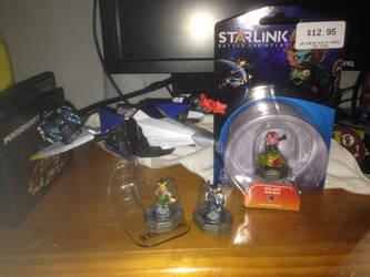 STARLINK Battle for Atlas plus STARFOX by MarioBlade64