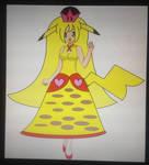 Princess Pikasia-Chan by MarioBlade64