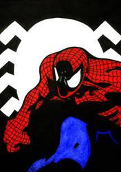 Spiderman by Social-Misfit