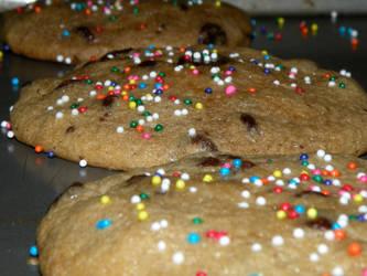 Rave Cookies by inkyglow