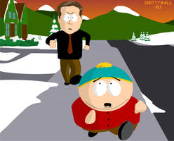 Cartman - Oh Shit by Shittywall