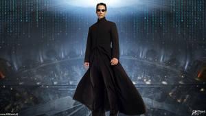 The Matrix by Davian-Art