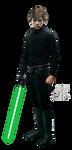 LUKE SKYWALKER STAR WARS BATTLEFRONT Render by Davian-Art