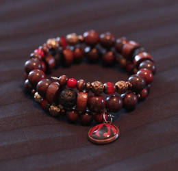 Avatar Fire Bender's Bracelet v2.0 by CrimsonDenizen