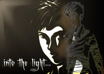 into_the_light by ikimi