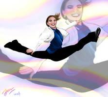Alina Kabaeva by ikimi