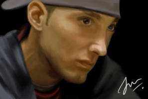 Eminem: B Rabbit by ikimi