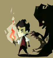 [Don't Starve] Sanity by bluumi