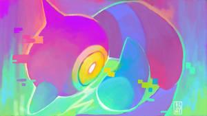 Porygon Z by bluumi