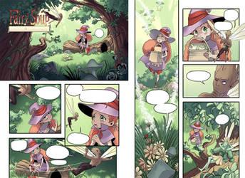 Fairy Soup by AshleyCope