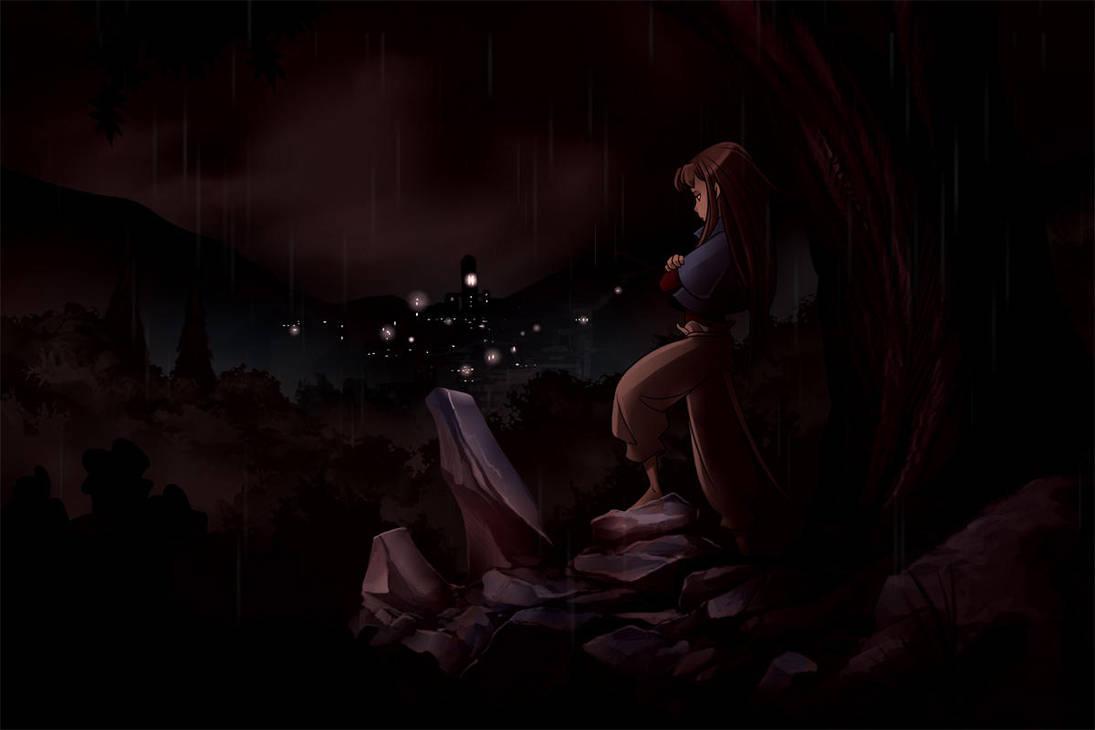 I Am The Night by AshleyCope
