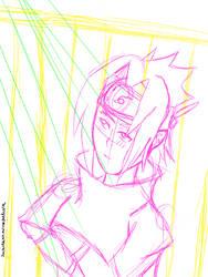 Young Sasuke - Sunshine by sasukexnaruxsakura