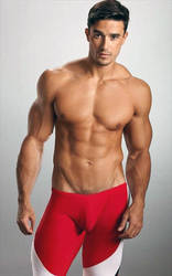 Hot Guy in Tights 1 by Stonepiler