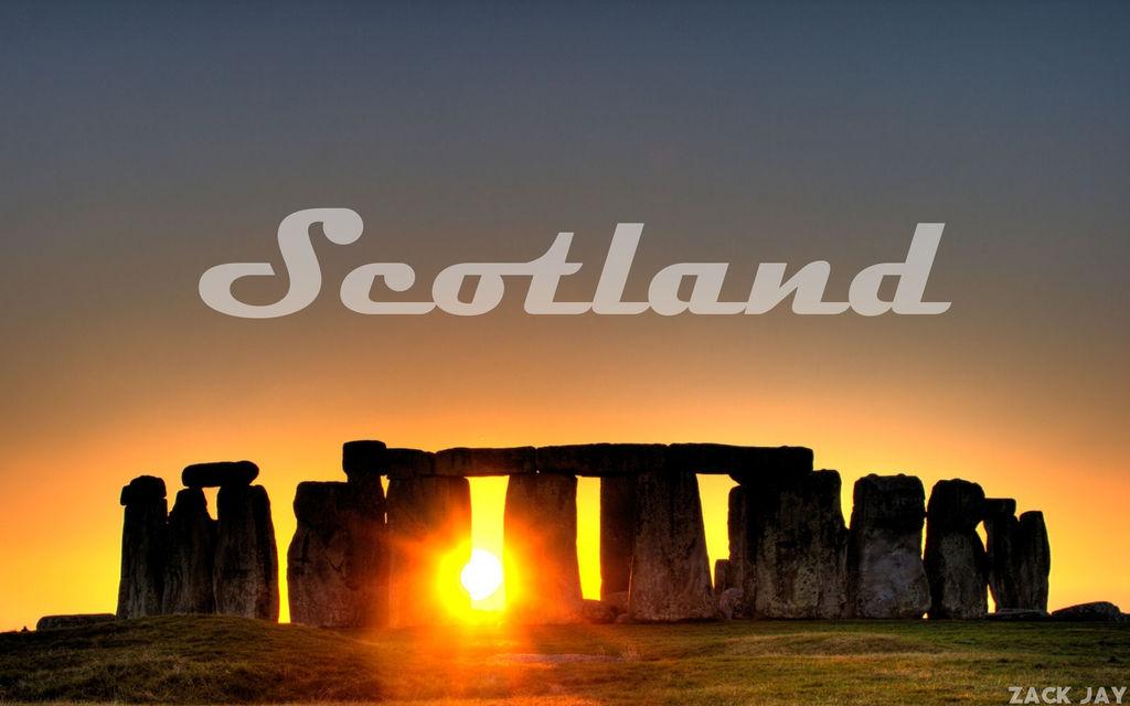 Scotland Desktop Wallpaper Free Download By Zackjay12 On Deviantart