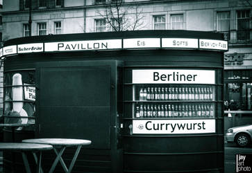 Pavillon Berliner Currywurst by MCRfreak0815