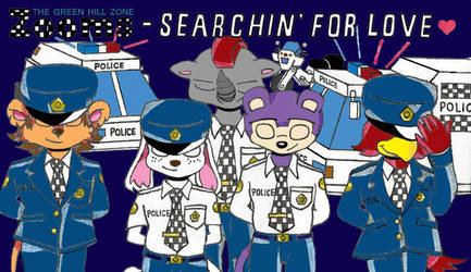 The Zooms- Searchin' For Love-ChartShowpic1 of 2 by DooksterMkii
