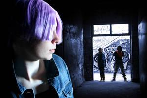Trunks - Hallway by ShadowsMask