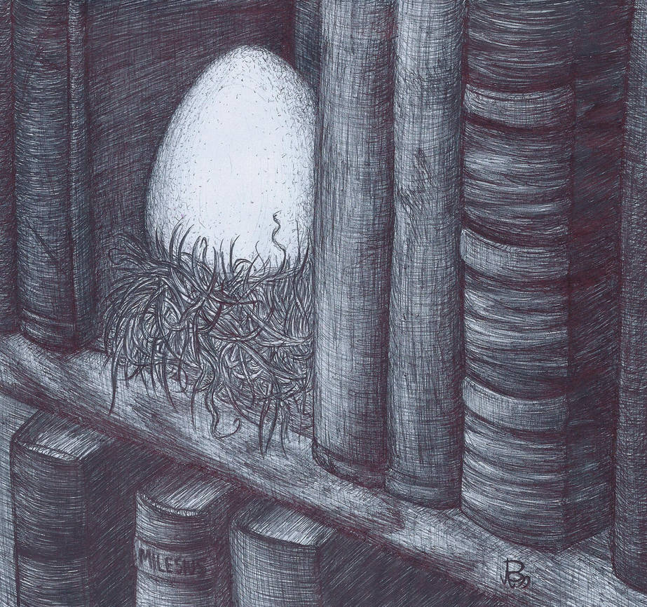 Easter Egg by Aporopa