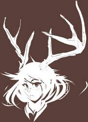Oh deer.. by FuyuShark