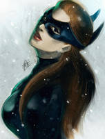 Snowy Selina by DarroldHansen
