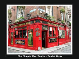 The Temple Bar - Dublin by Katon47