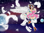 Space Princess by Itzcuauhtli