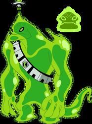 Biomnitrix Unleashed - Humungoopsaur by rizegreymon22