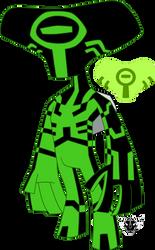 Biomnitrix Unleashed - UpGrey by rizegreymon22