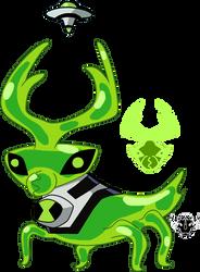 Biomnitrix Unleashed - Goop Weevil by rizegreymon22