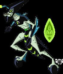 Biomnitrix Unleashed - XLR-Jaws by rizegreymon22