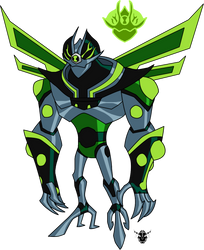 Biomnitrix Unleashed - Nano Guy by rizegreymon22