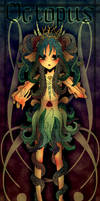 Octopus Princess by Efaniel