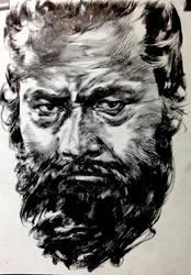 Red Beard by BUTTERWAIMAN