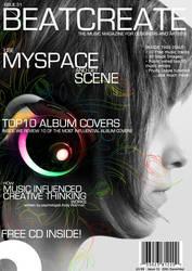 Music Design Magazine by GCORE