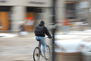Street Ride by cyspence